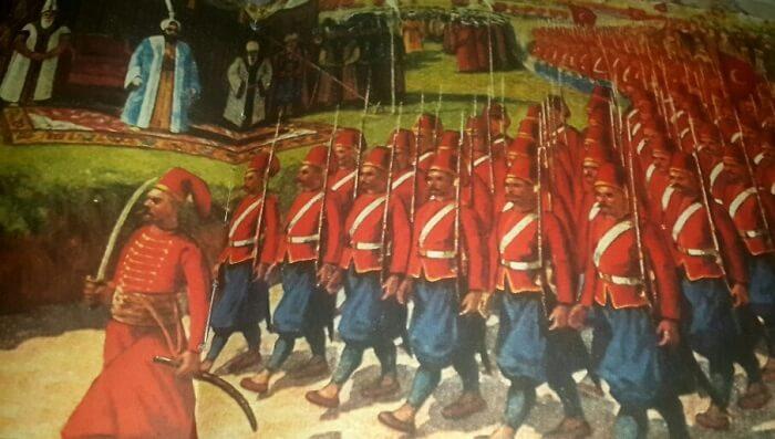 selçuklularda ordu yapısı