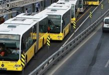 İETT Toplu Taşıma Ücretleri